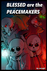 Blessed Are the Peacemakers Fanfiction Cover 2 by Zeragii