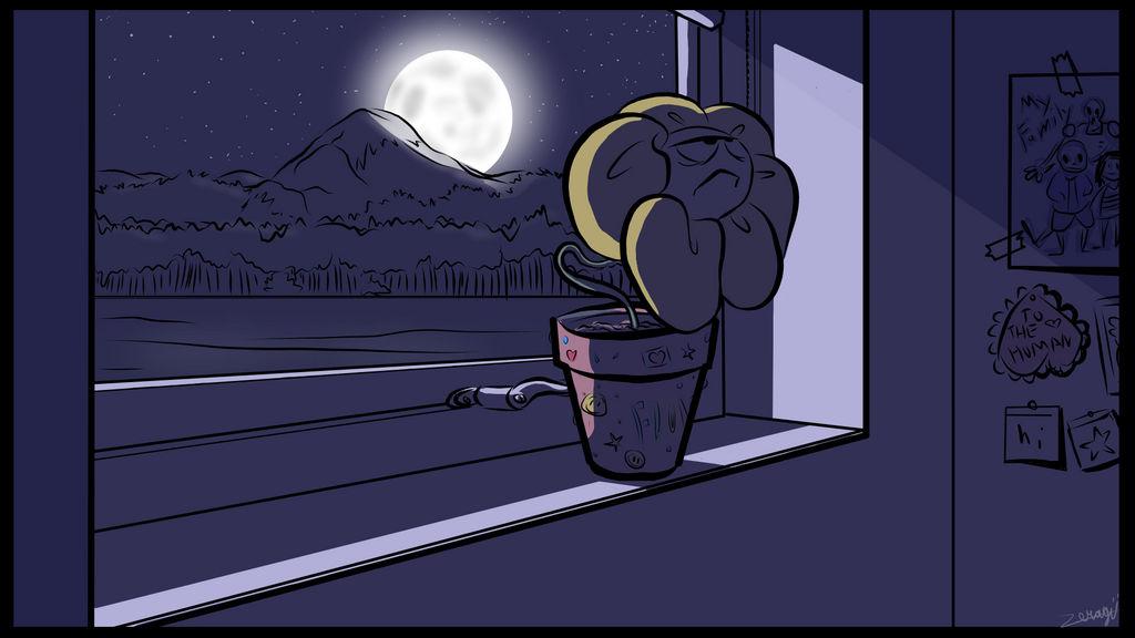 War Crimes Illustration 5 by Zeragii