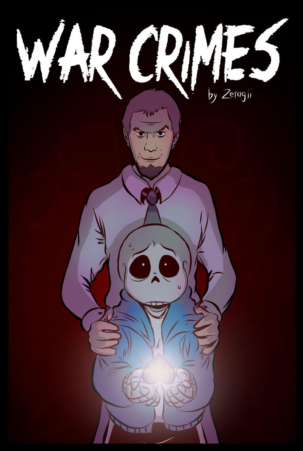 War Crimes Modified Poster by Zeragii