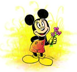 Mickey by Zeragii