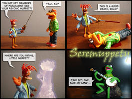 Seremuppety Part 1: Prologue by walkerboh