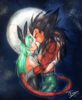 Love in the moonlight by majinchris87