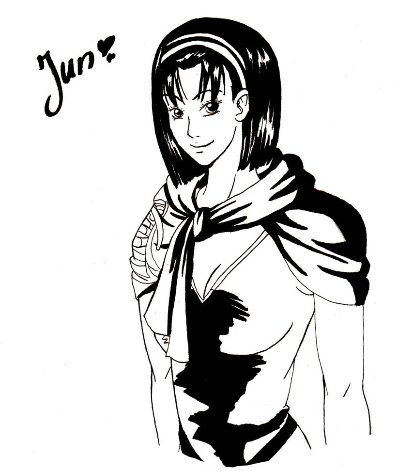 New Jun Kazama by *majinchris87 on deviantART: Tasos's blog