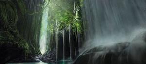 Rainforest Temple by U-Svetu-Maste