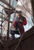 Young Captain by U-Svetu-Maste