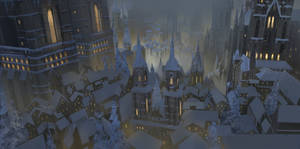Gothic Architecture by U-Svetu-Maste