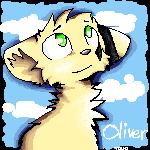 Pixel Oliver by Kirjorastas
