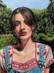 Portrait of Diana Silvers