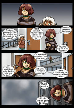 Light and Dark: Chapter 5 Page 20