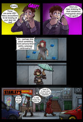 Light and Dark: Chapter 5 Page 22