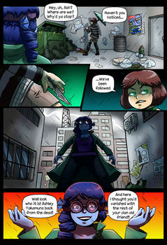 Light and Dark: Chapter 5 Page 26