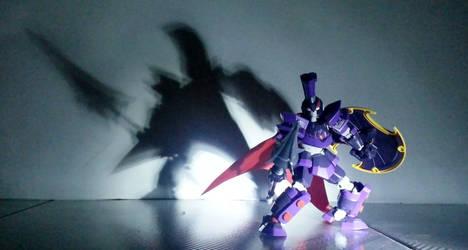 [LBX] Hyper Function - Dark Knight Achilles by summail