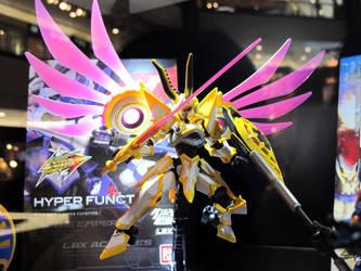 [LBX EXPO 2013 in Hong Kong] Hyper Funtion Lucifer