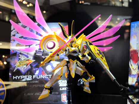 [LBX EXPO 2013 in Hong Kong] Hyper Funtion Lucifer