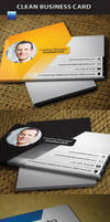 Creative Professional Business Card by kaya205