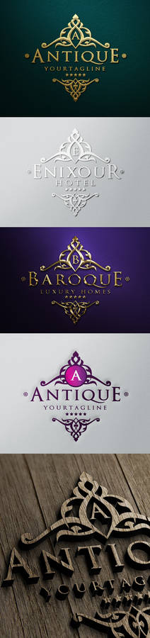 Antique Luxury Logo