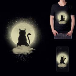 Cozy Cat Tshirt