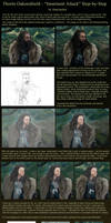 Thorin Oakenshield: Step by Step