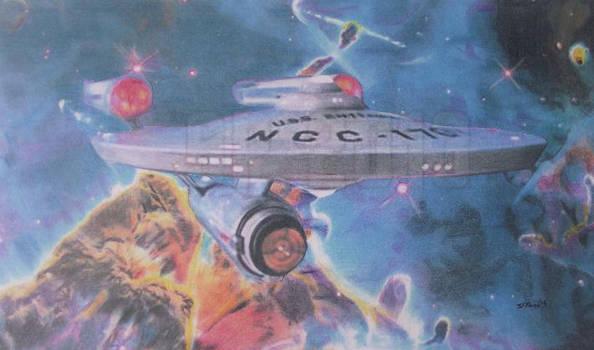 U.S.S. Enterprise  N.C.C-1701