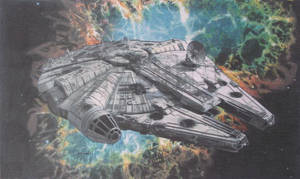 The Fastest Hunk Of Junk In The Galaxy.
