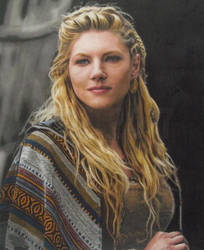 Vikings: Lagertha Lothbrok by Starfire-Productions