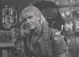 Star Trek II The Wrath Of Khan: Khan Noonien Singh by Starfire-Productions