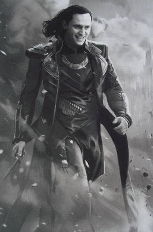 Loki: God Of Mischief by Starfire-Productions