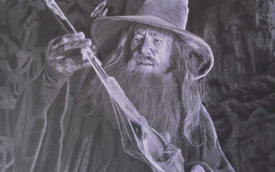 The Hobbit: Gandalf The Grey