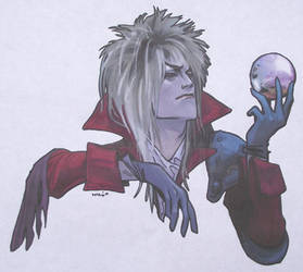Jareth: The Goblin King by Starfire-Productions