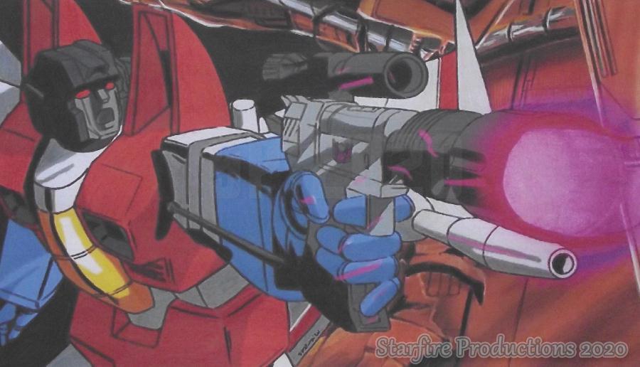 Die, Autobot!