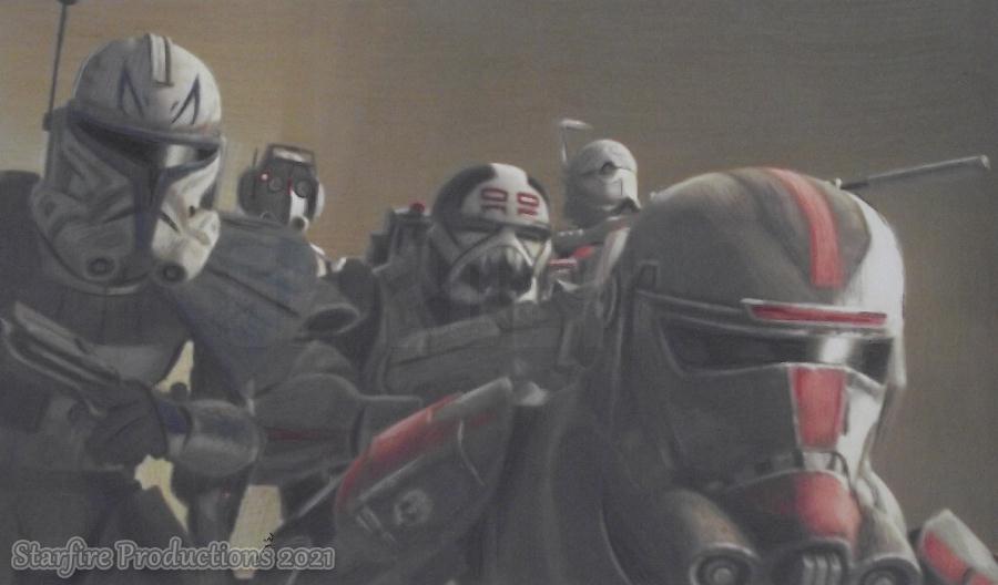 Clone Force 99: The Bad Batch