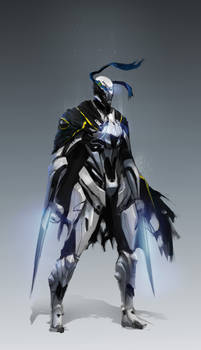 Sci fi Knight