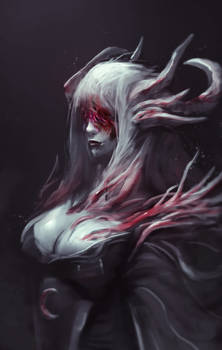 Cursed Queen