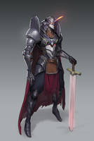 Eva unit 01 medieval redesign