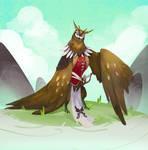 Owl Warrior Concept