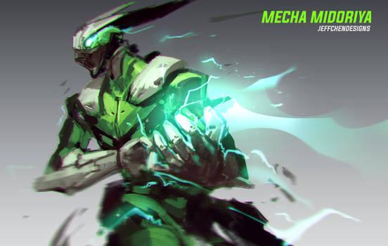 Mecha Midoriya