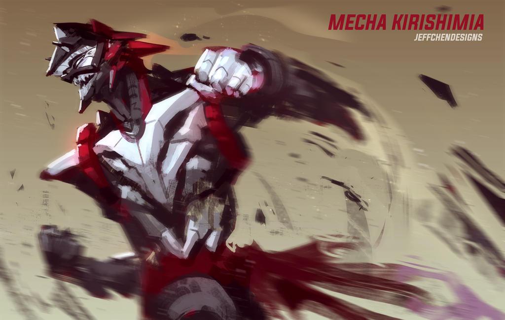 Mecha Kirishima