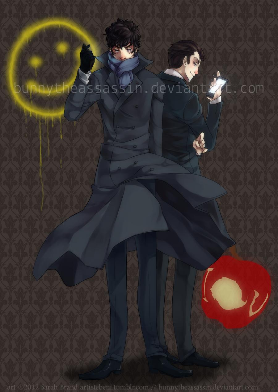 Sherlocked by BunnyTheAssassin