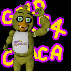 Gold94Chica by Diabolix9