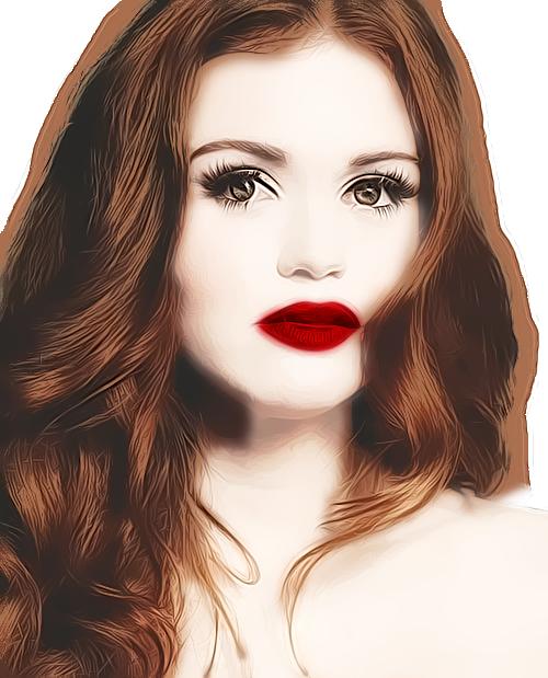 #Lydia Martin Hair , #Lydia Martin Makeup , #Lydia Martin