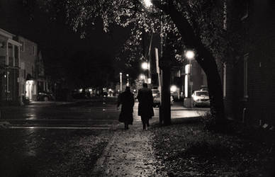 My love, the night... by chocomalk