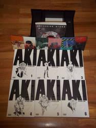 Akira 30th anniversary limited edition 3 by Drissang