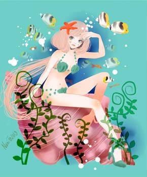 Miss Sea Queen
