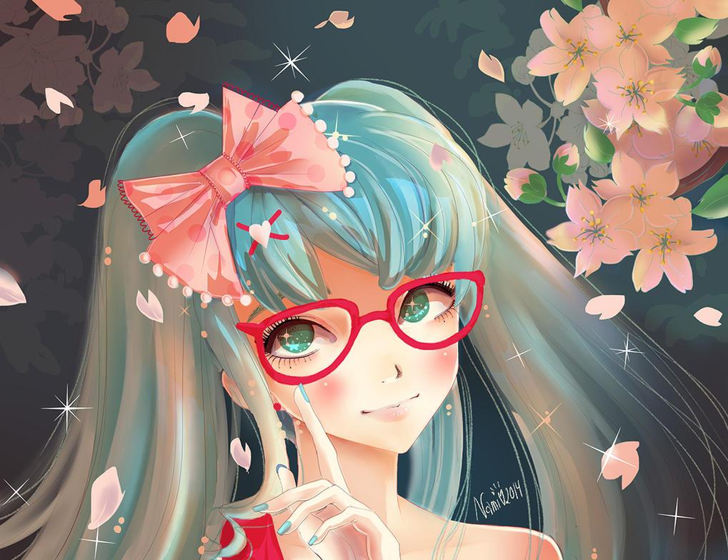 Miku's secret by Sugar-Nami