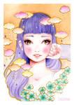 Dreamy Girl #1