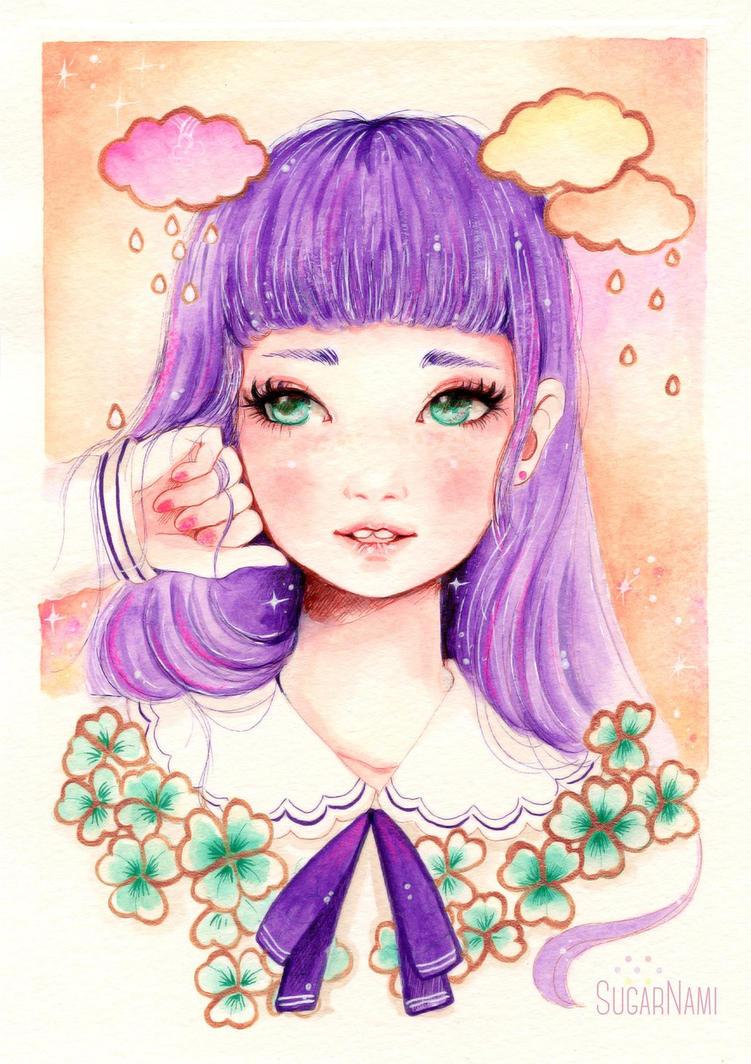 Tiny Dreamy #4 by Sugar-Nami