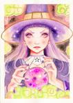 Halloween Dreamy #2 Witch
