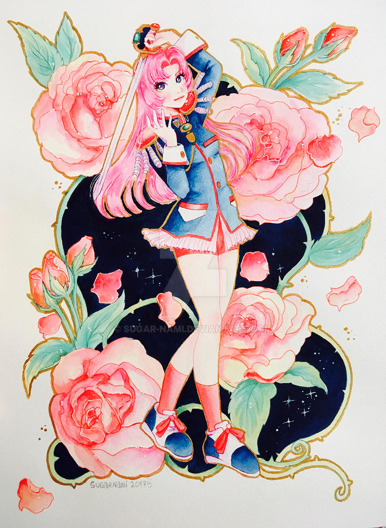 commission:Utena by Sugar-Nami