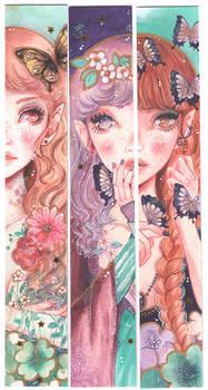Sparkling fairies