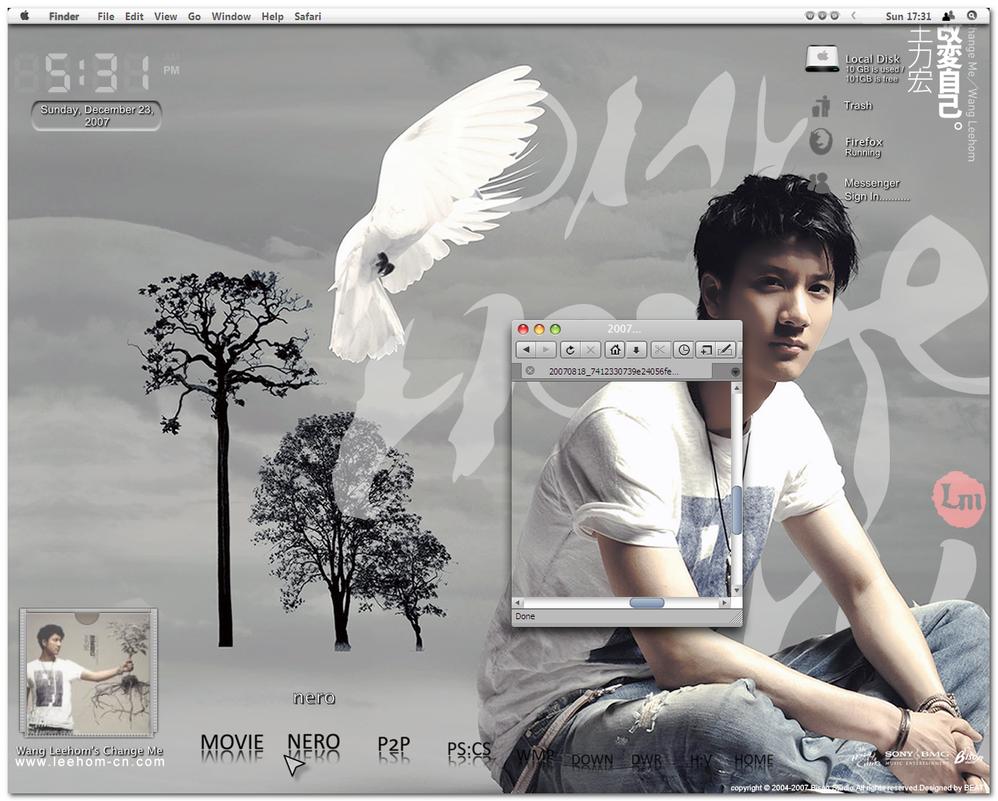Change Me by Wang Leehom by Jinsey